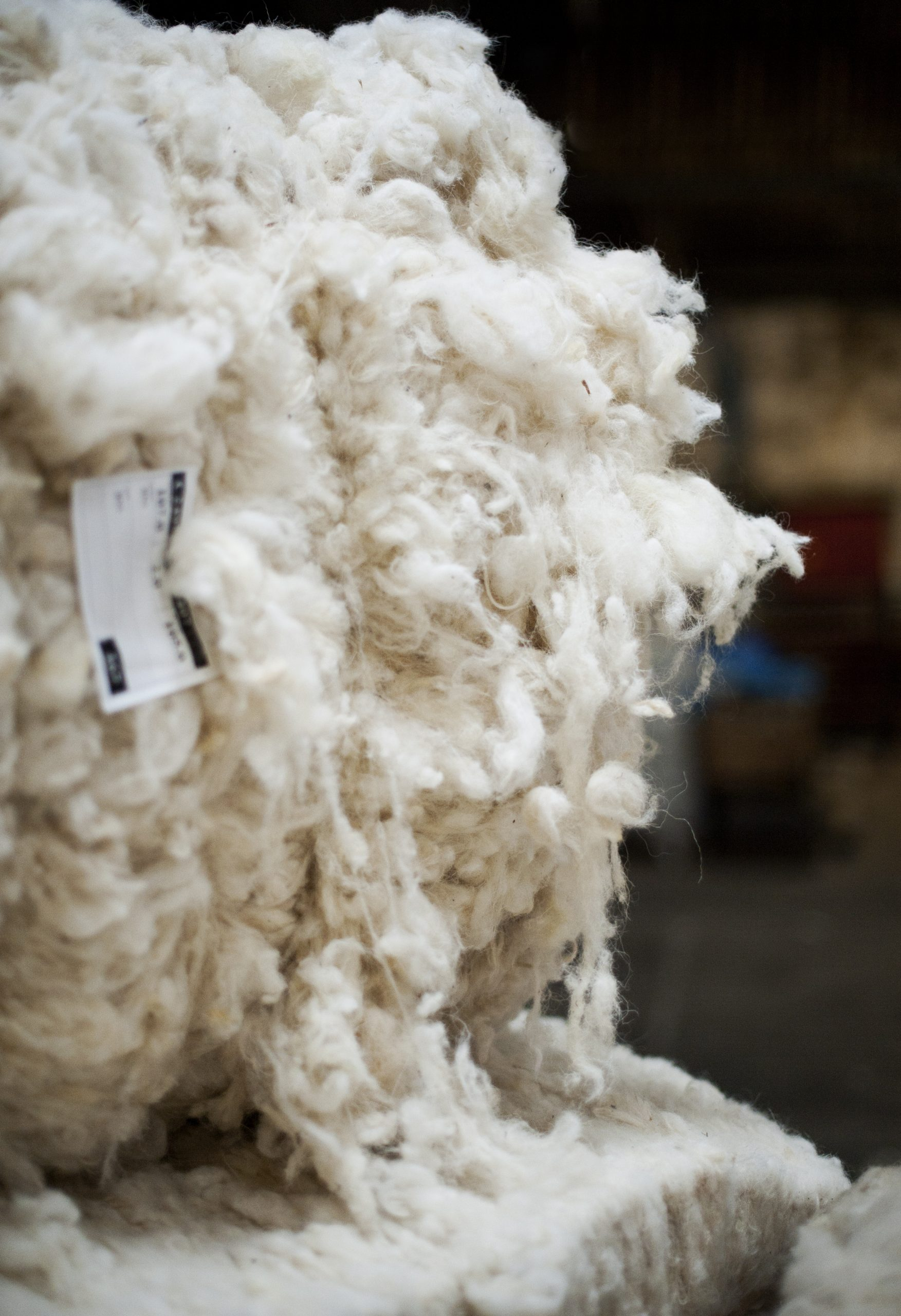 Australian wool Key Test Data Summary for December 2020