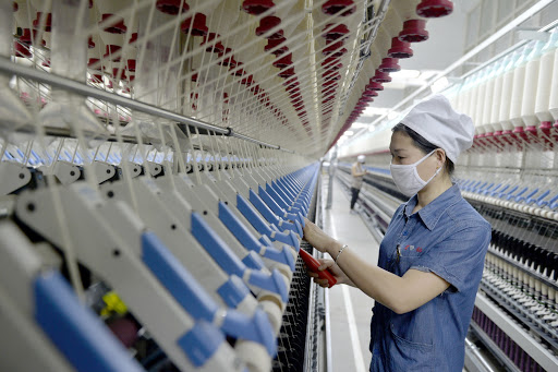 Mixed view on China manufacturing