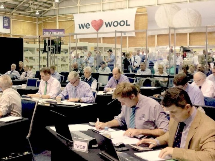AWI Commentary – Wool Sales 18 March 2021