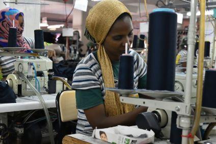 Global garment makers demand better terms