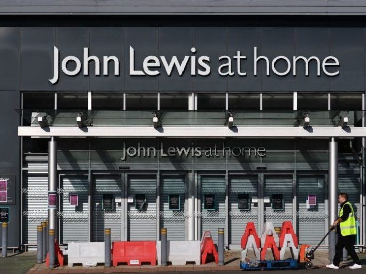John Lewis to permanently close eight more shops