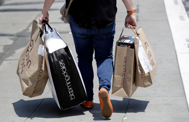 US Retail sales rebounded strongly in March