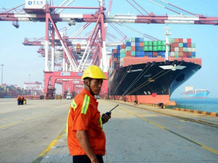 China's exports soar as US recovers and India stalls