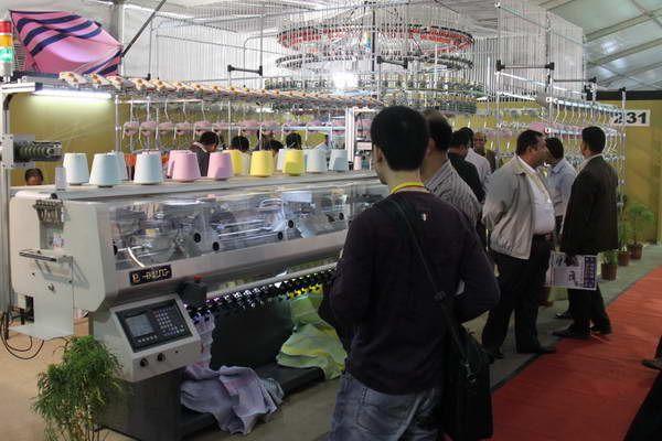 Italian companies return to exhibit at ITMA ASIA
