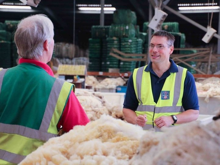 Prices at British Wool auctions continue to increase