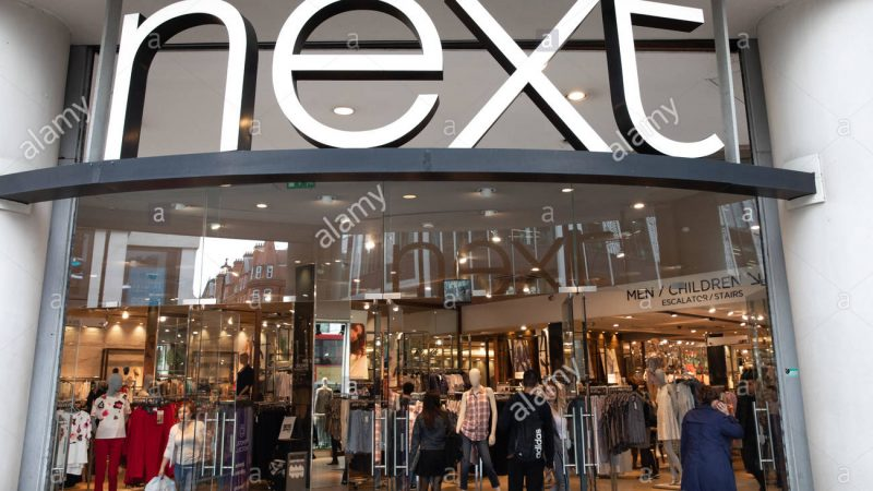 Next deal keeps Gap brand alive in the UK